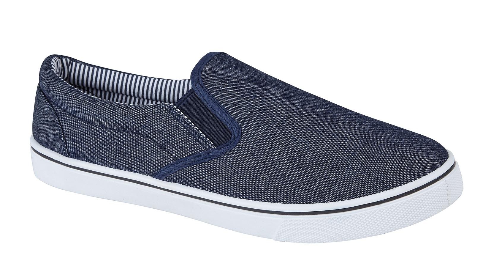 Canvas Shoes Size