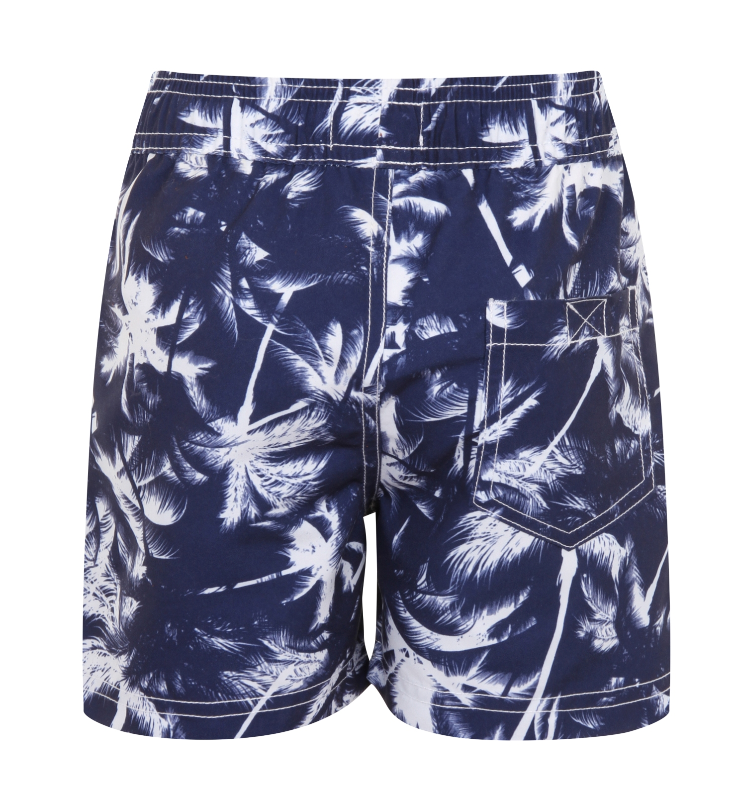Tight fit swim trunks for water activities come in styles such as low cut briefs and square cut. Each exists in solid or colorful prints. The mid-length loose fit with an elastic waistband is great for beach sports.