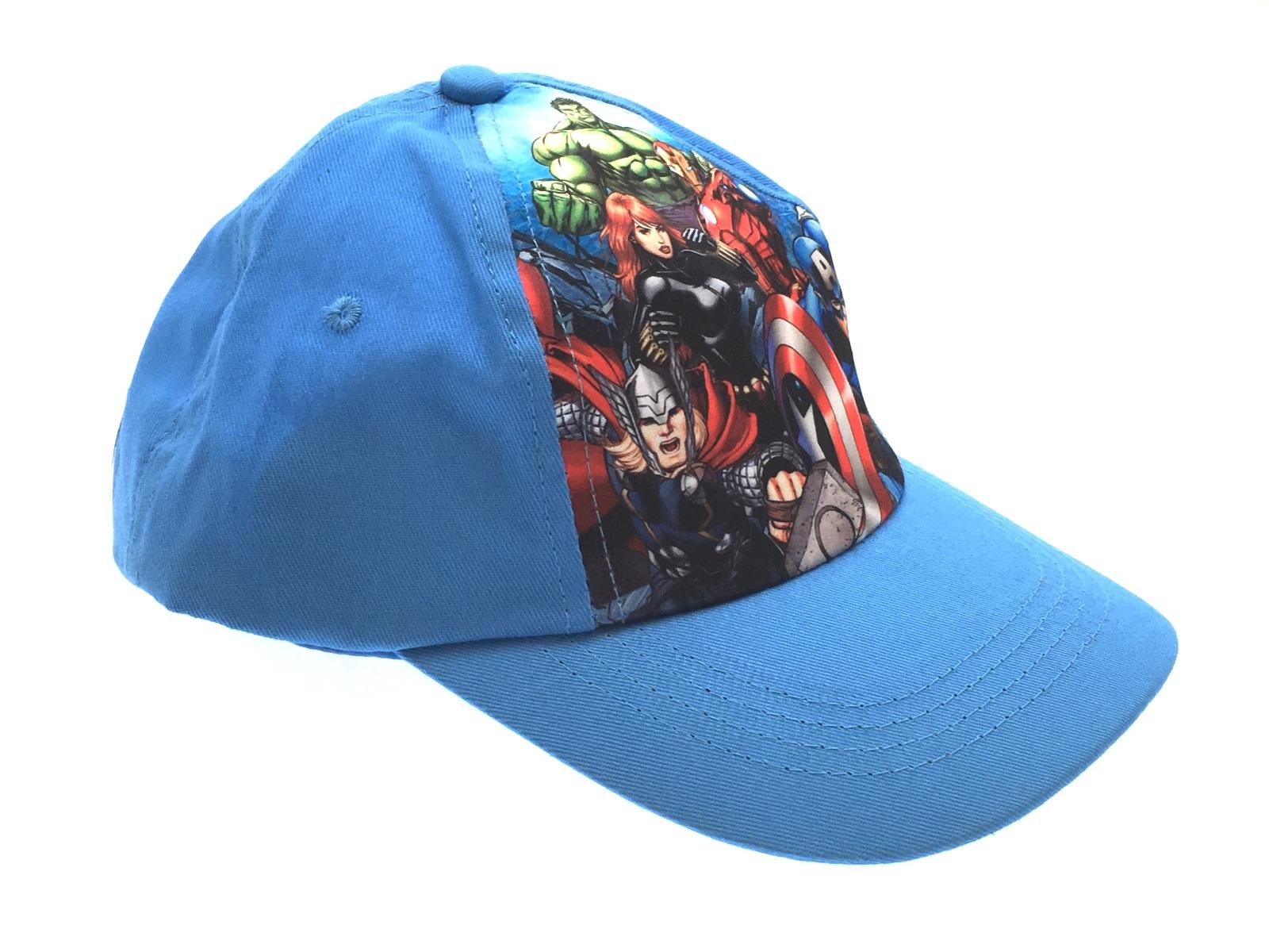 character baseball cap adjustable peaked summer hat