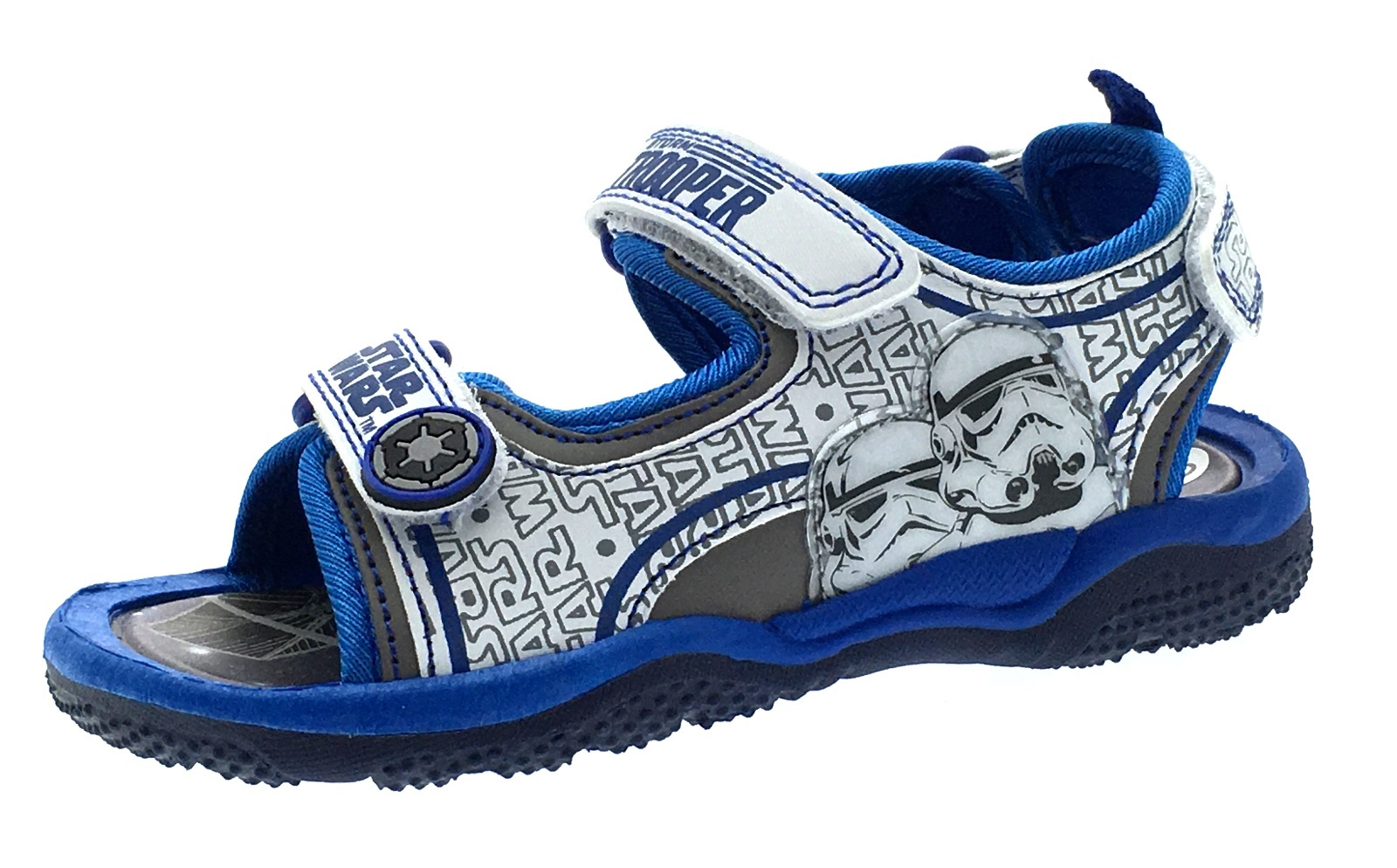 Sandals Boys Wars Straps Fully Disney Trooper Adjustable Storm Star TZnnFOWq4