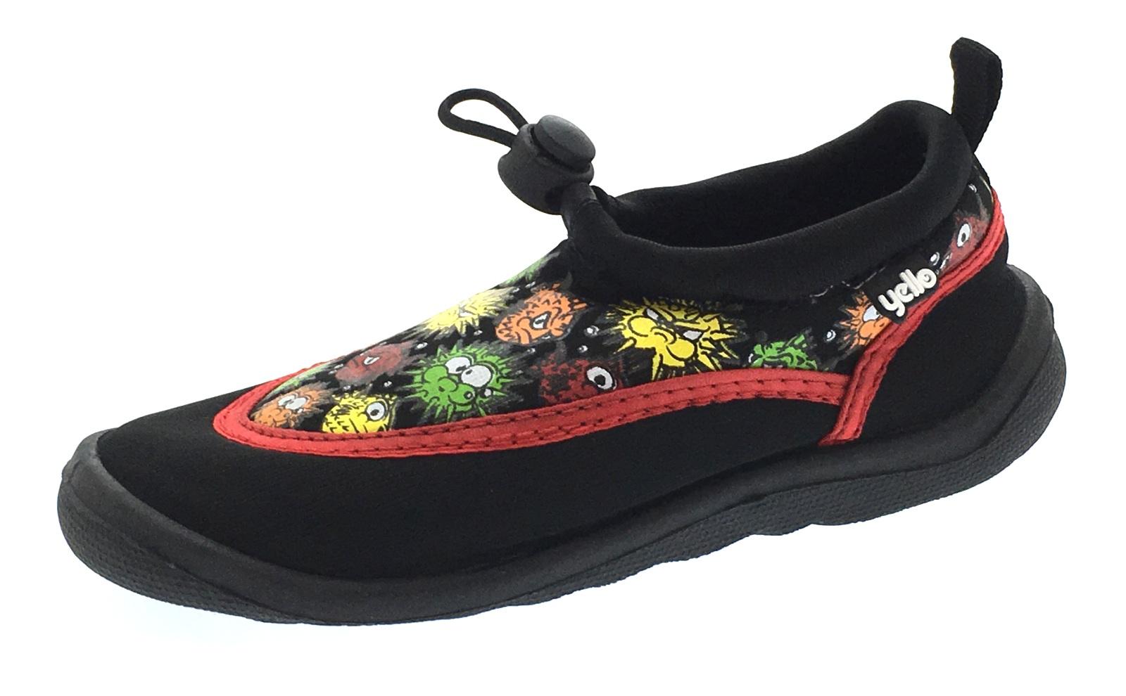 Black sandals ebay uk - Kids Boys Girls Urban Beach Aqua Socks Sandals