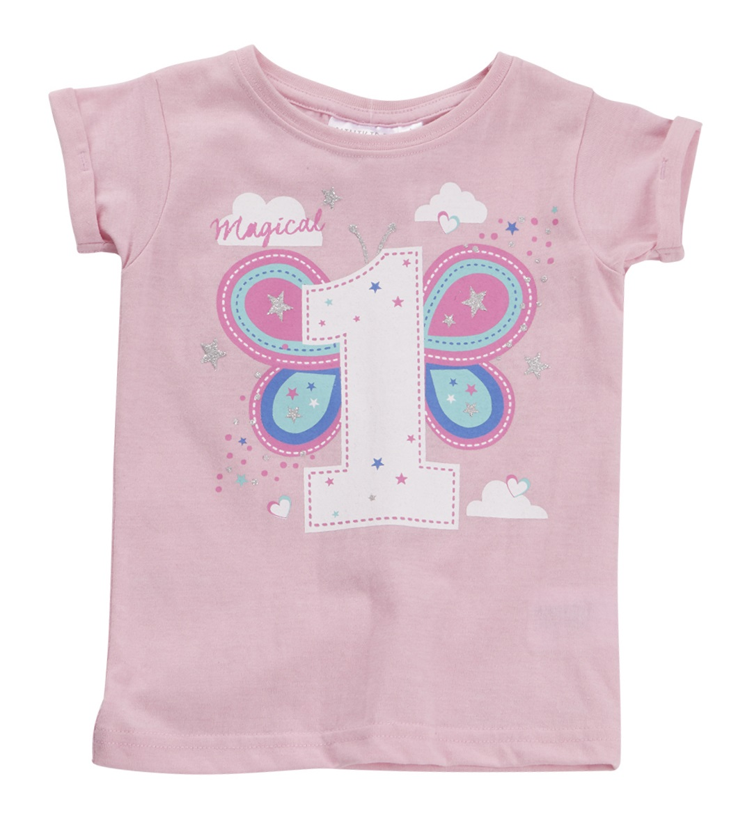 Toddler Birthday Shirts