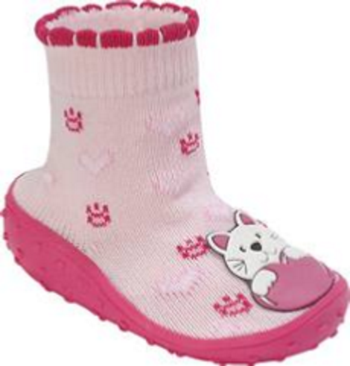 Baby Girl Boy Gripper Socks Booties Non Slip Shoes