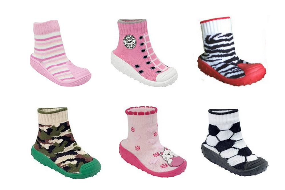 Baby Slipper Socks With Grips Newest And Cutest Baby Clothing
