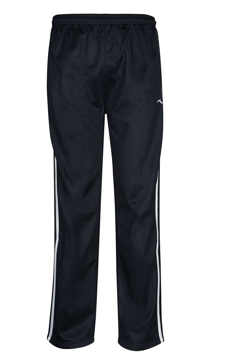 These track pants are a fantastic combination of timeless style and technology. The Canterbury VapoShield Woven Boys' Track Pant are made using intelligent fabric. VapoShield technology is designed to protect you against the elements, allowing you to focus on improving your performance.