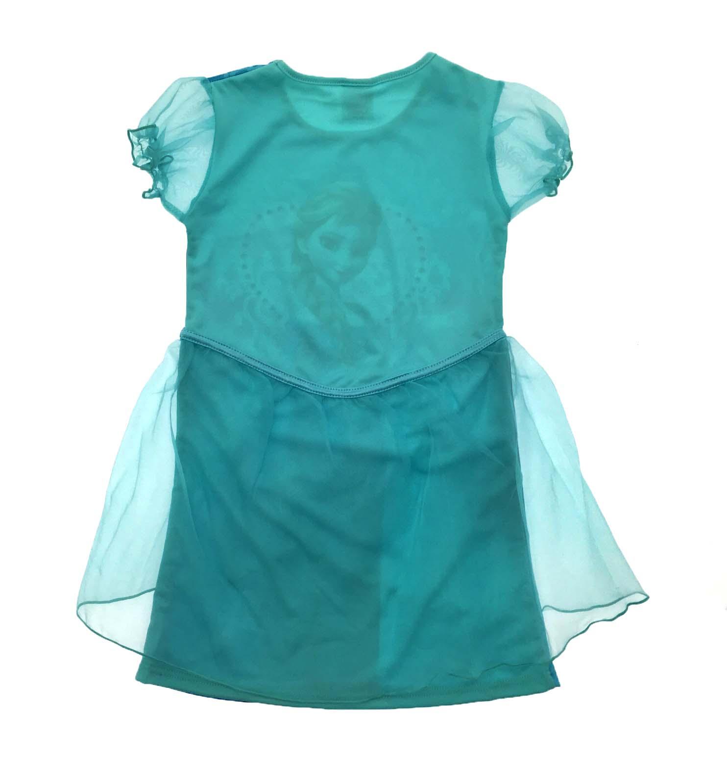 SALE Girls Disney Princess Dress Up Costume Fancy Dress Party Outfit ...