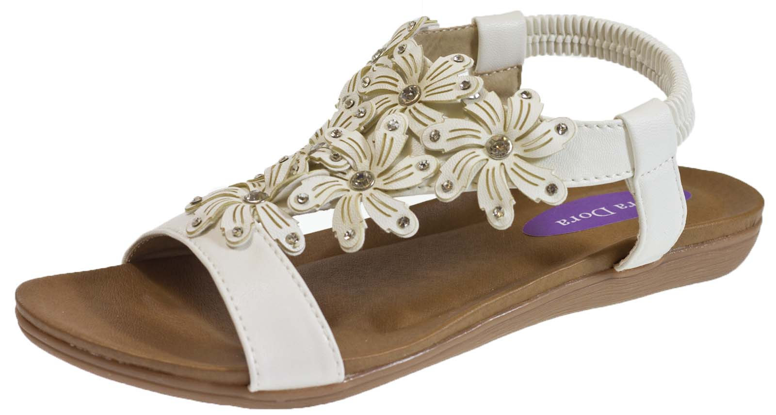 Womens Flowrs Shoes Uk