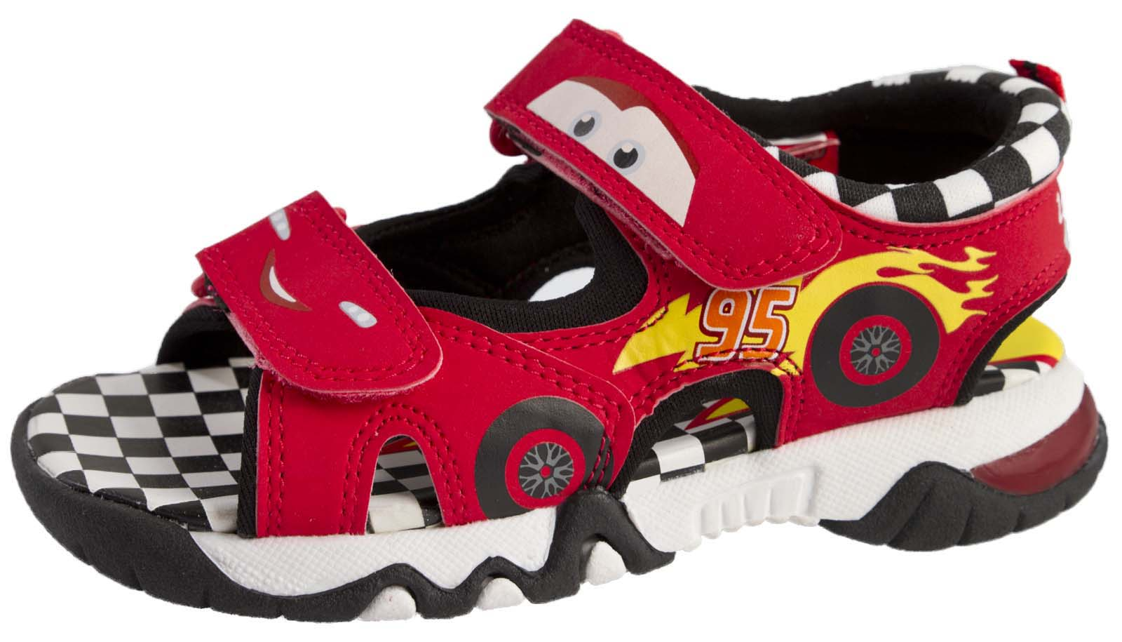 Lightning Mcqueen Light Up Shoe Size