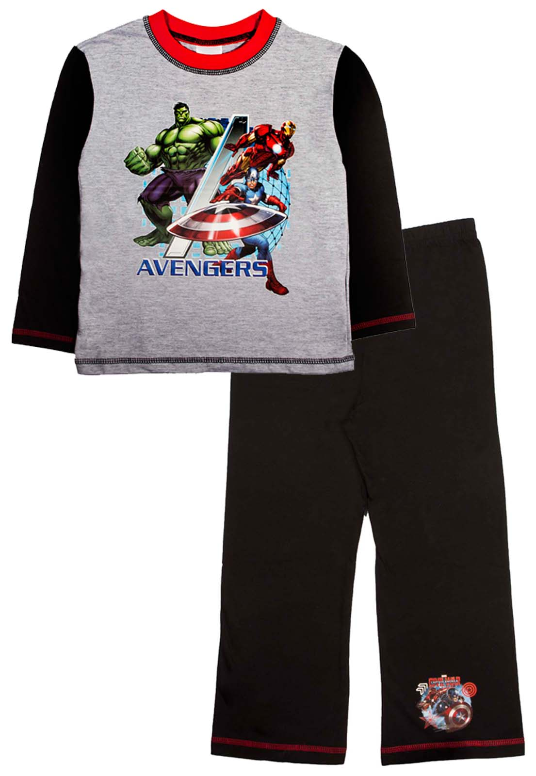 Avengers' Boys' 2-Pairs Tight Fit Pajamas Regular price: $ This is a price that we offered to our customers in the past 90 days or that was offered by a competitor for the same or similar item at some point in the last 90 days.