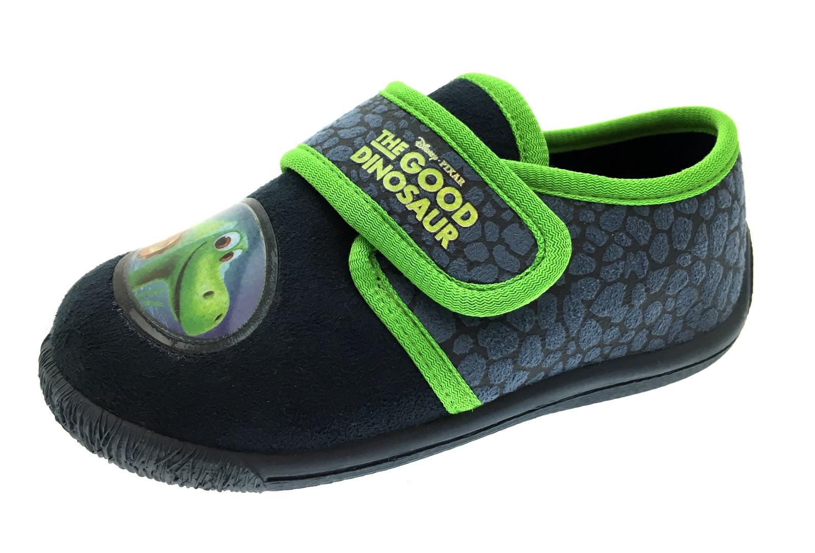 boys disney the dinosaur slippers childrens