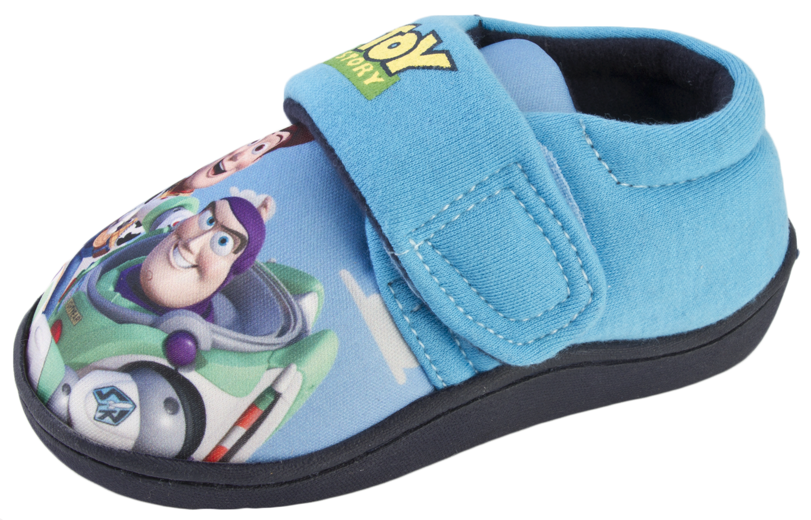 Toy Story Slippers : Disney toy story slippers comfort booties buzz lightyear