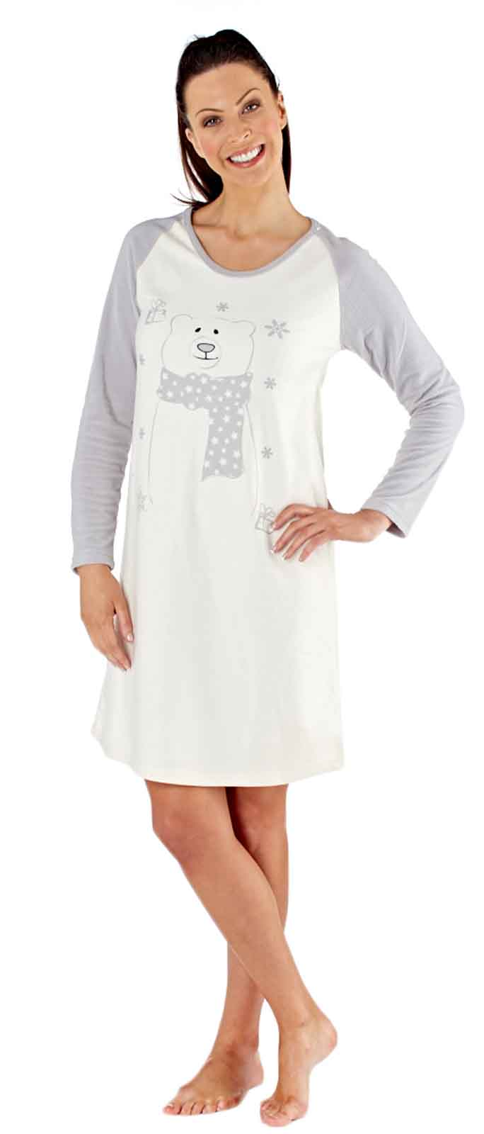 ladies night dress pyjamas - photo #23