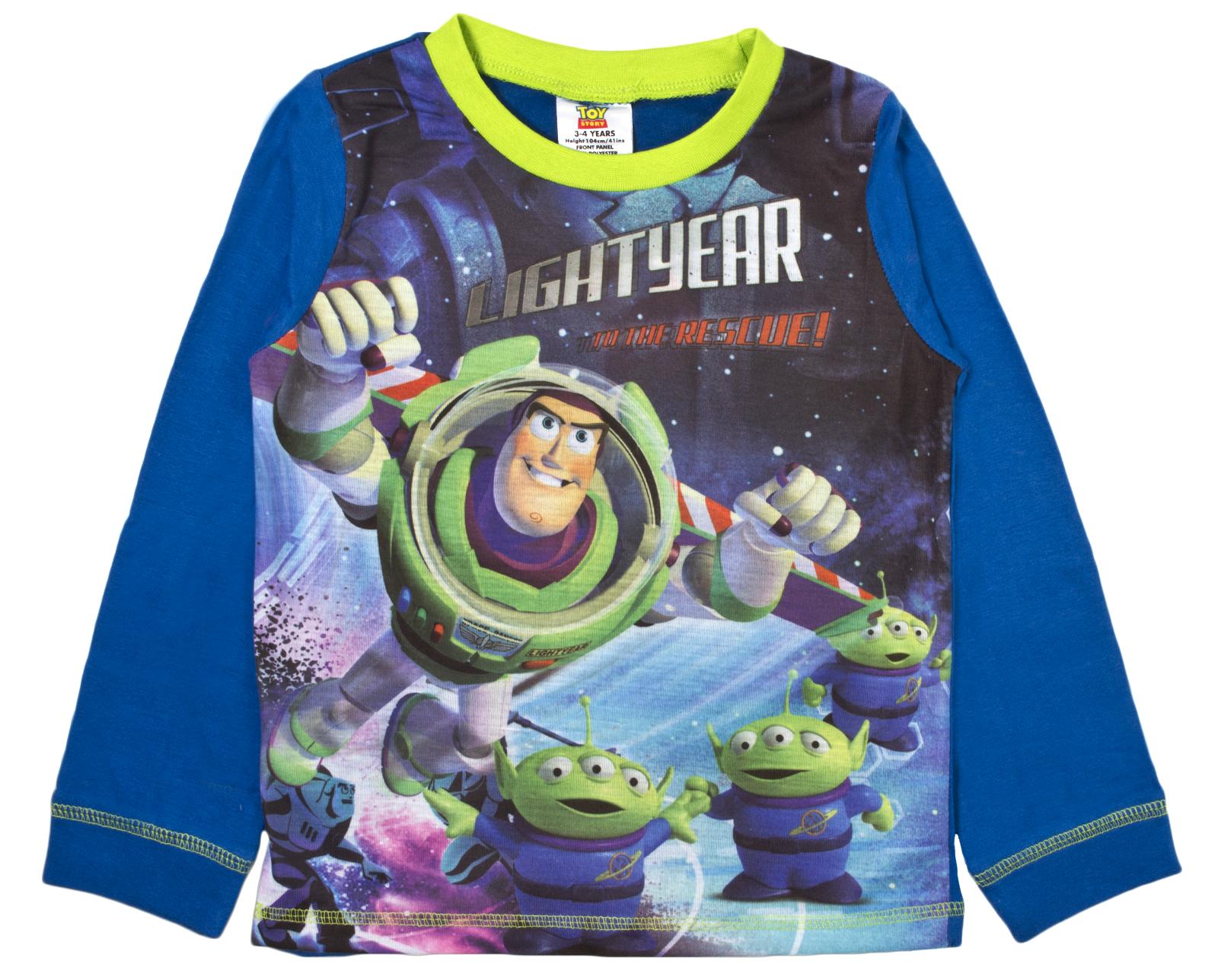 Disney Toys For Boys : Kids boys official disney toy story buzz woody pyjamas pj