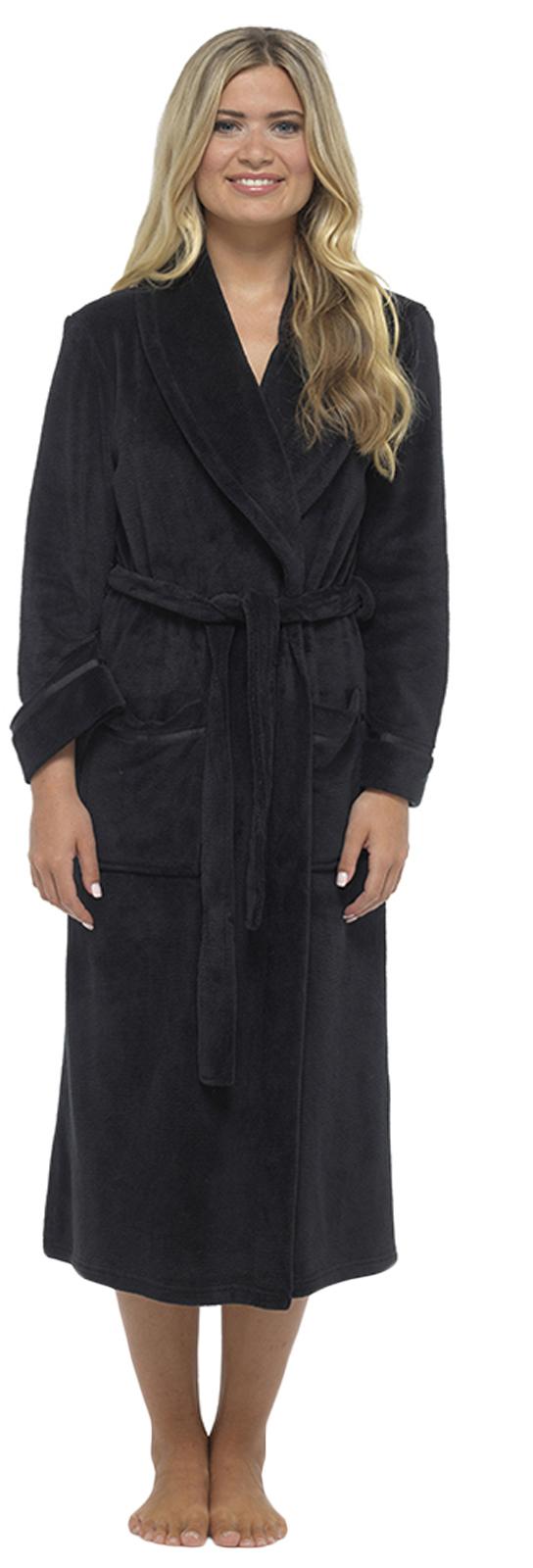 Full length womens coat