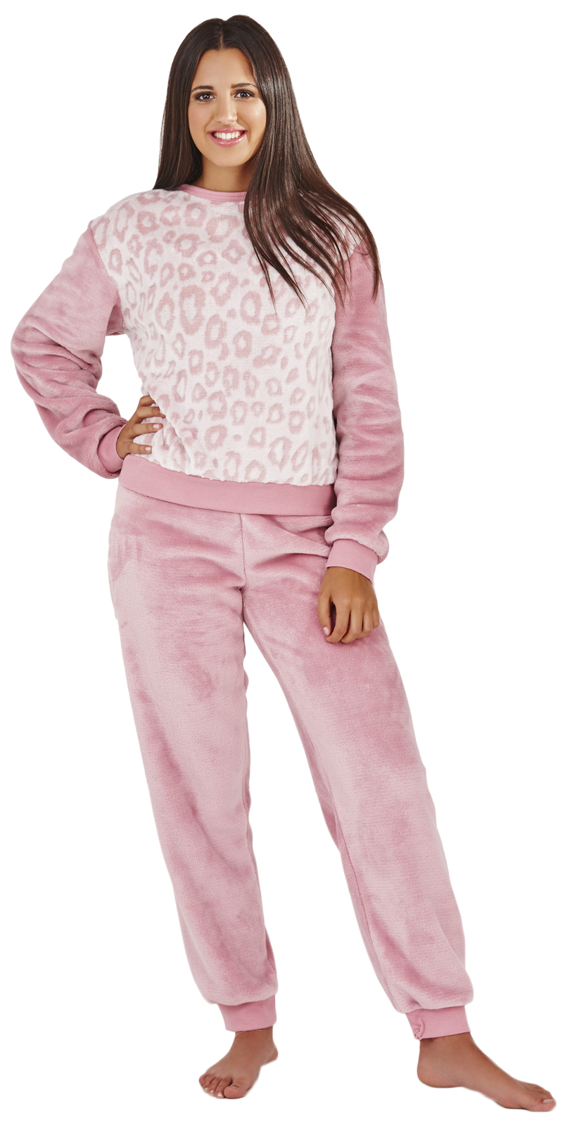 Fleece Pant Sets for Women