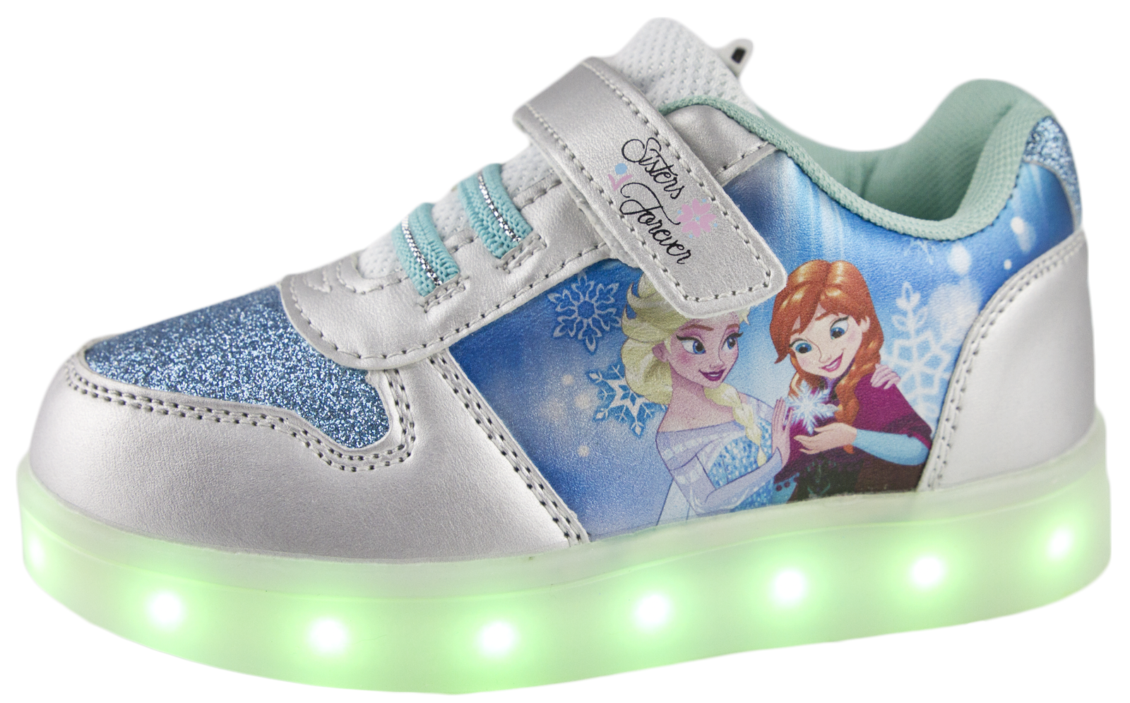 Frozen Elsa Light Up Shoes Uk