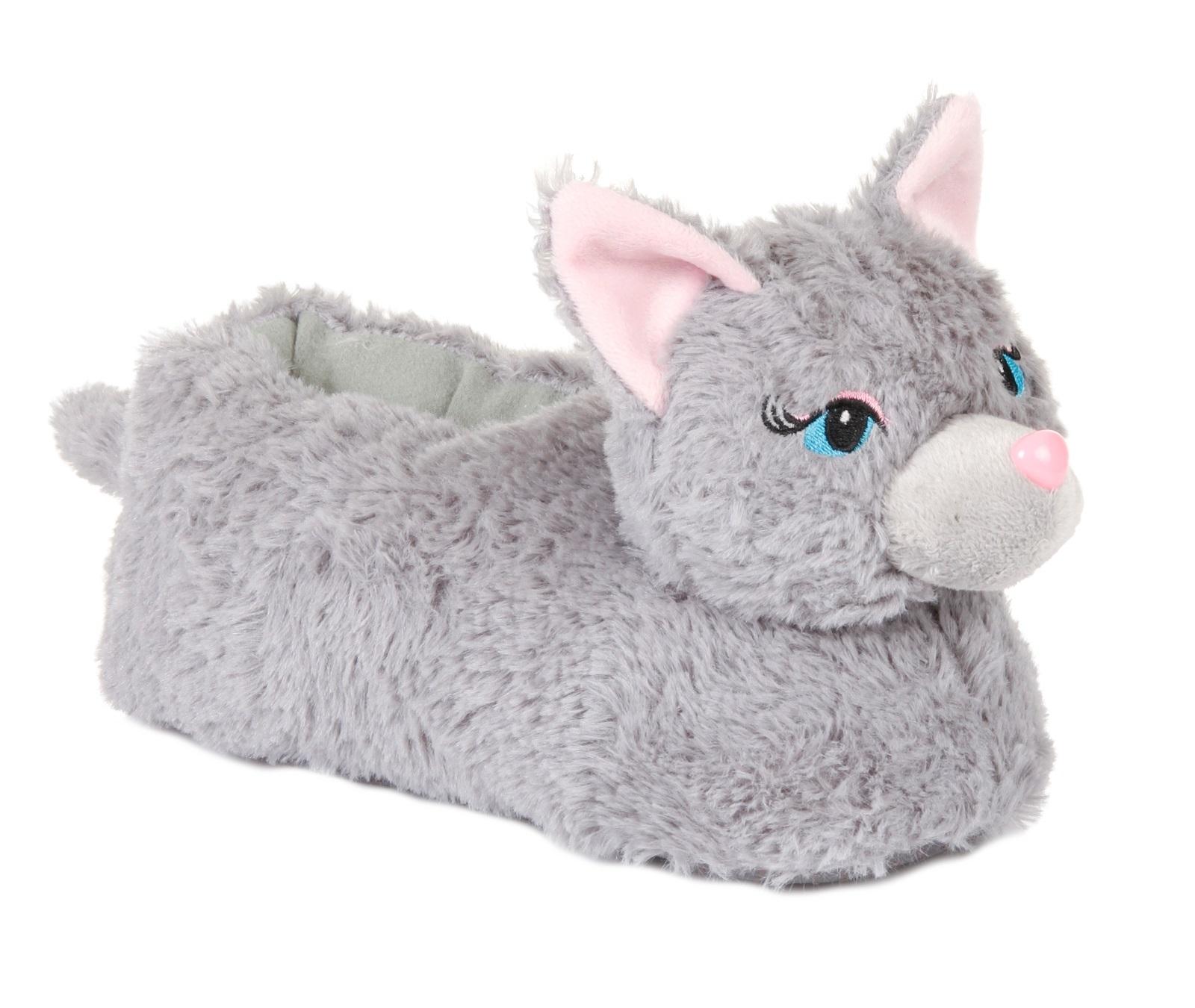 boys girls kids novelty 3d character plush slippers boots. Black Bedroom Furniture Sets. Home Design Ideas