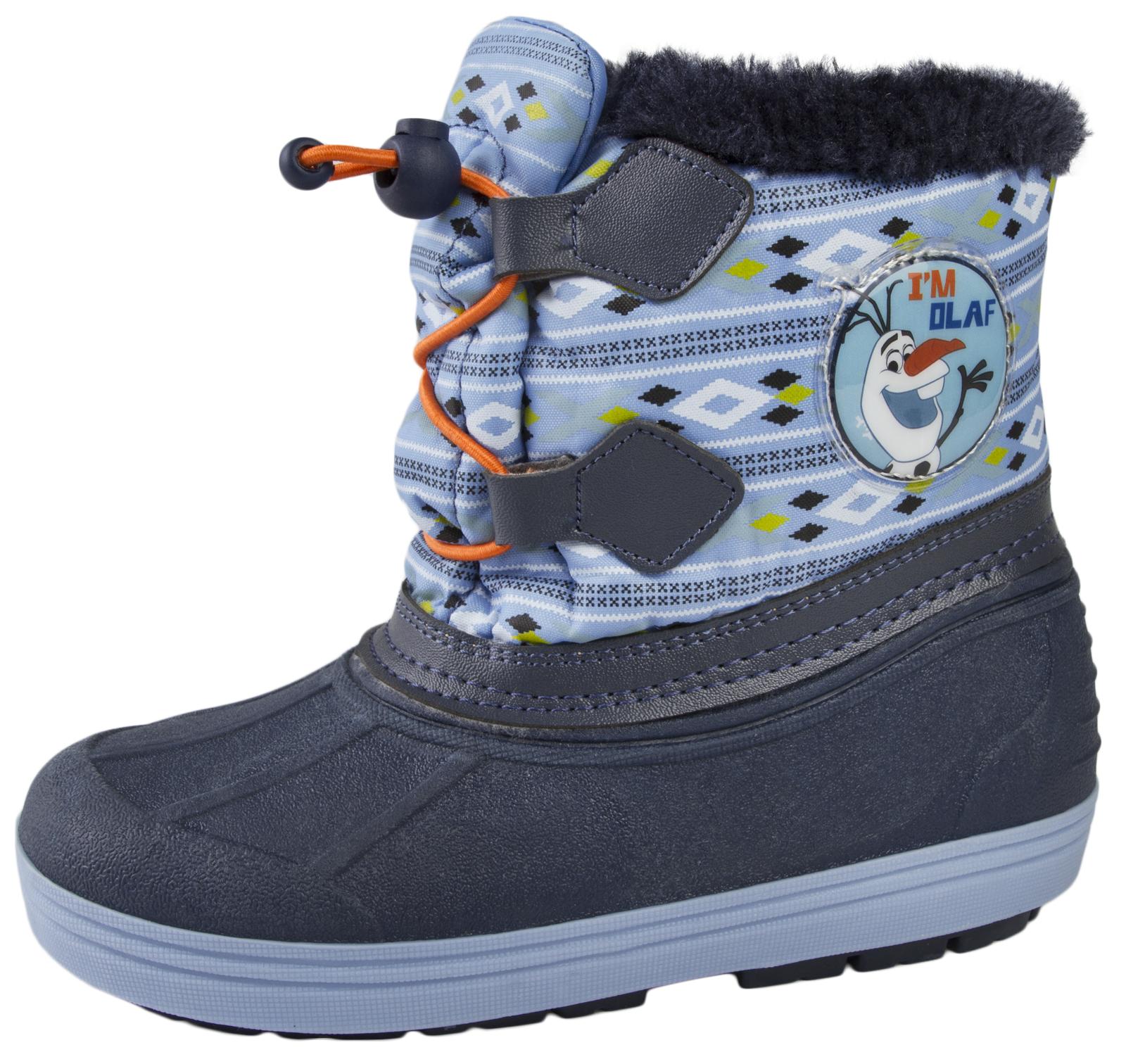Disney Frozen Olaf Snow Boots Waterproof Olaf Rain Wellies