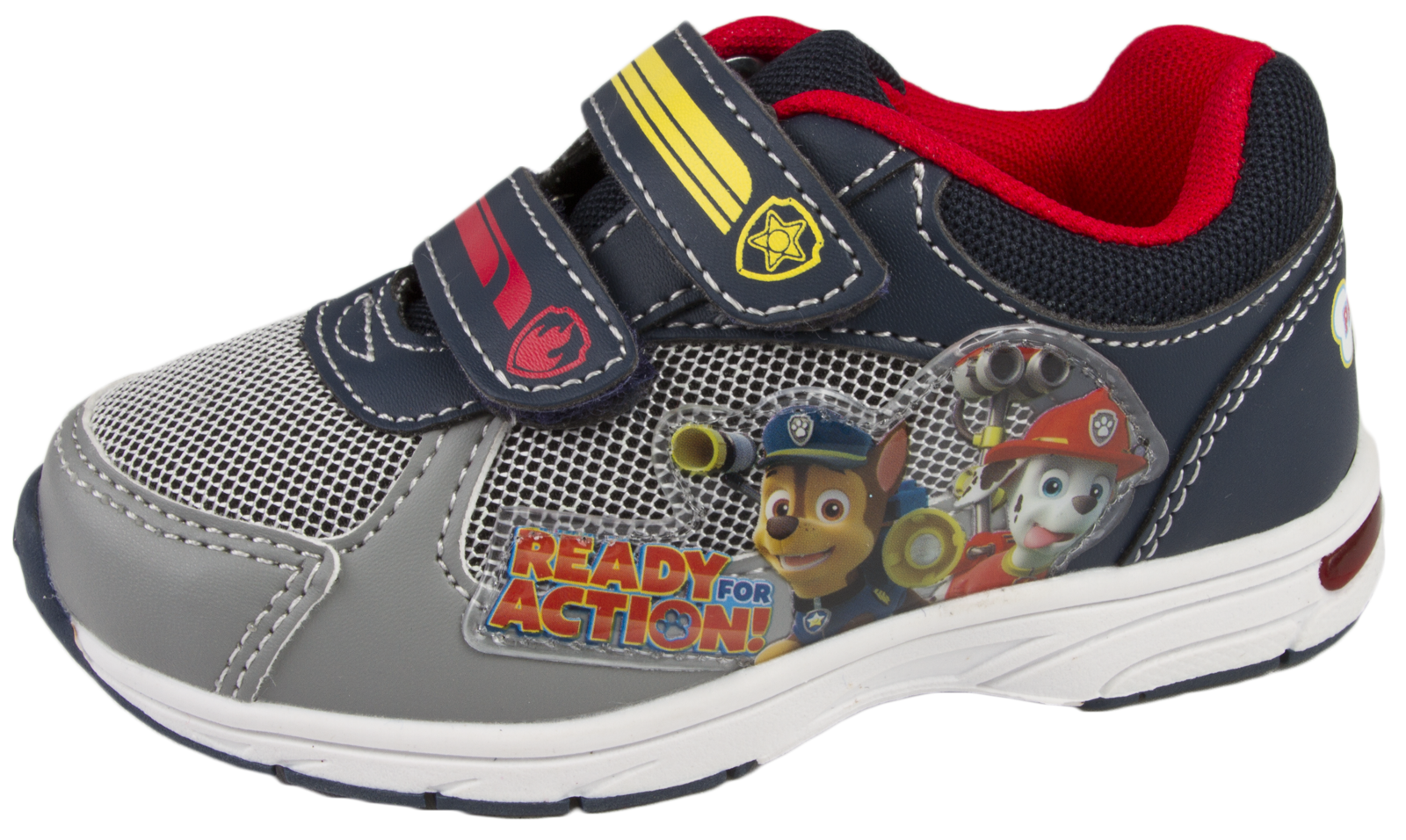 Spiderman High Top Light Up Shoes