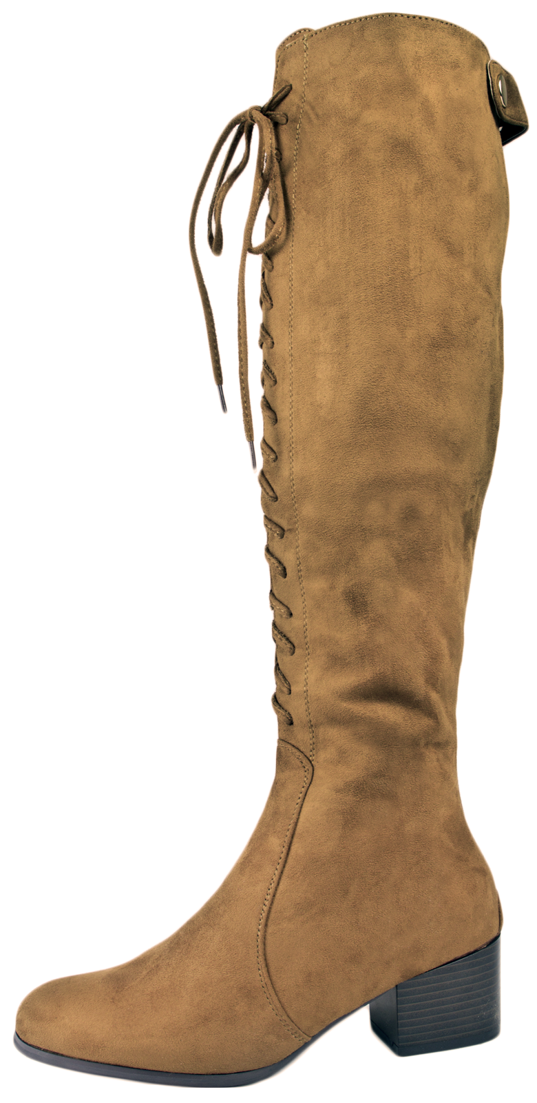 Elegant Emu Tenzing Womenu2019s Lace Up Ankle Boots In Chocolate Suede