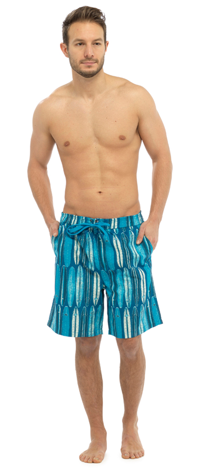 Mens Swim Shorts Swimming Holiday Beach Board Shorts