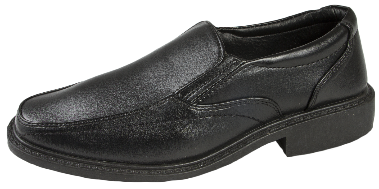 boys faux leather formal dress shoes slip on wedding shoe