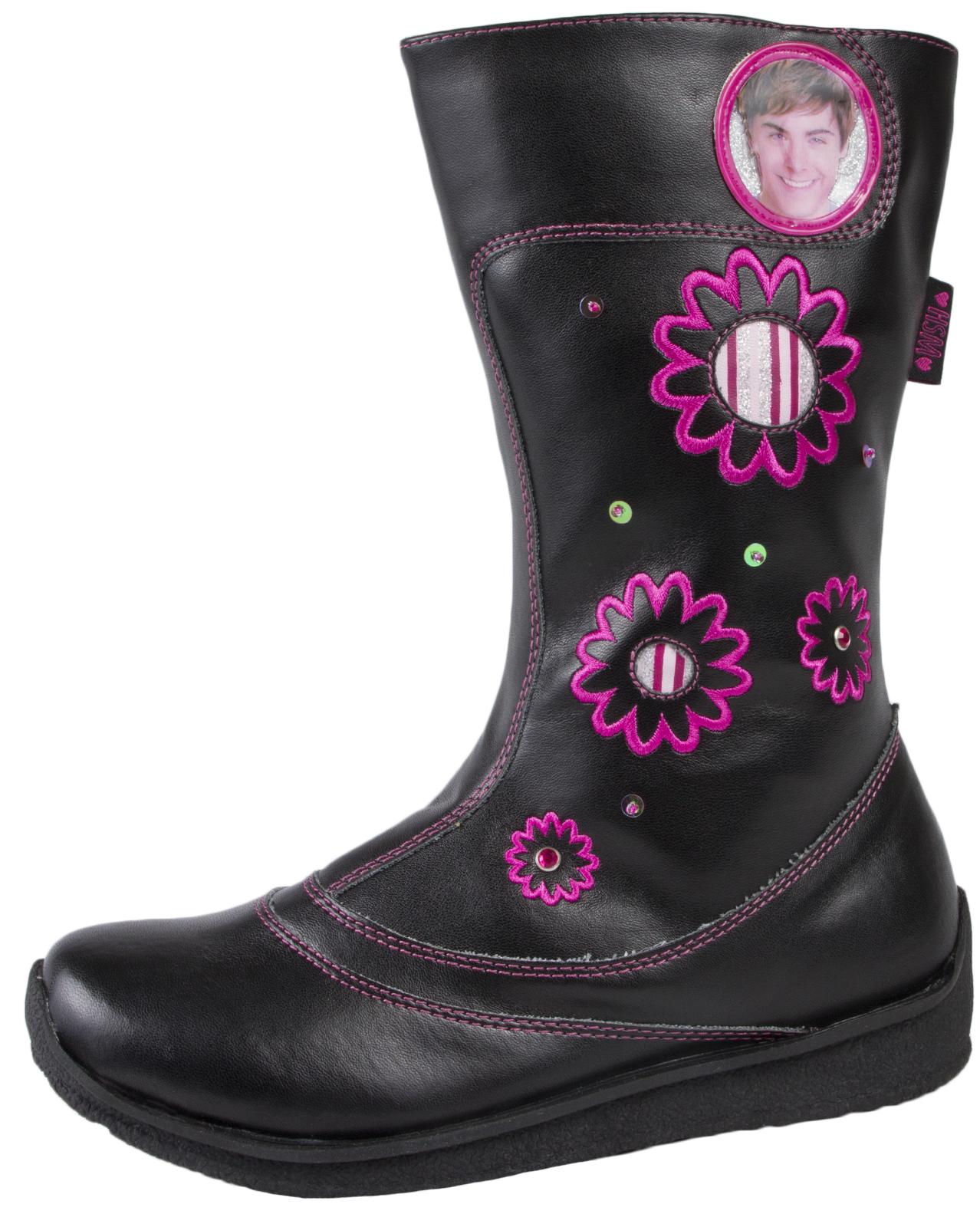 high school musical knee high boots glitter sequin