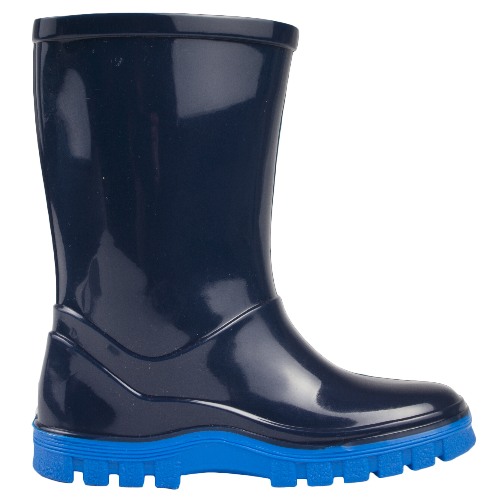 Pokemon Wellies Boys Blue WELLINGTON Lluvia Botas De Nieve Pikachu Charmander Tamaño