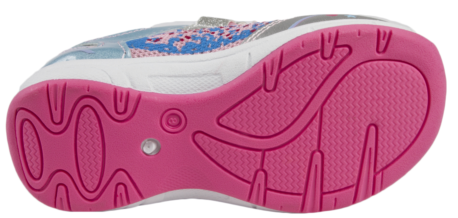 Girls My Little Pony Skate Trainers Glitter Pumps MLP Sports Shoes  Kids Size