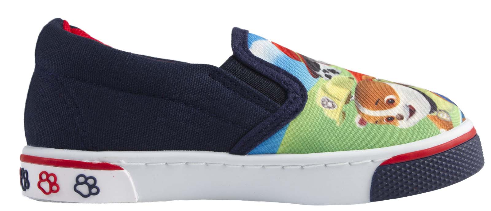 Paw Patrol Touch Fastening Canvas Pumps Chase Marshall Skate Shoes Kids Size