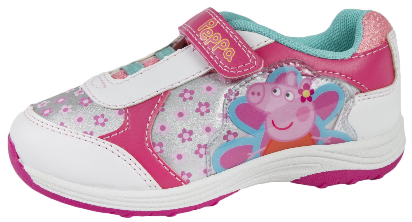 Niñas Peppa Pig Gama Zuecos Zapatillas jaleas sandalias niños Jalea Zapatos Talla 5-10