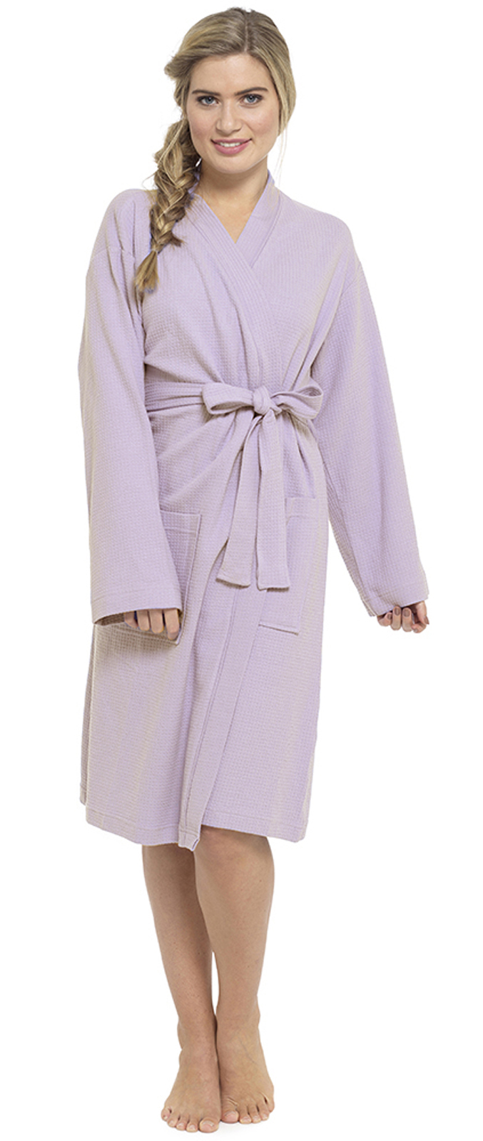 results for waffle cotton dressing gown Save waffle cotton dressing gown to get e-mail alerts and updates on your eBay Feed. Unfollow waffle cotton dressing gown to .