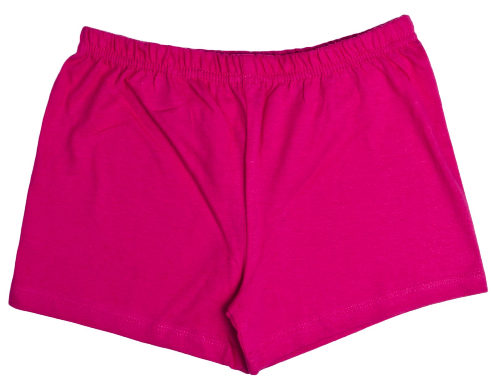 Dc super hero girls short pyjamas short sleeved t shirt T shirt and shorts pyjamas
