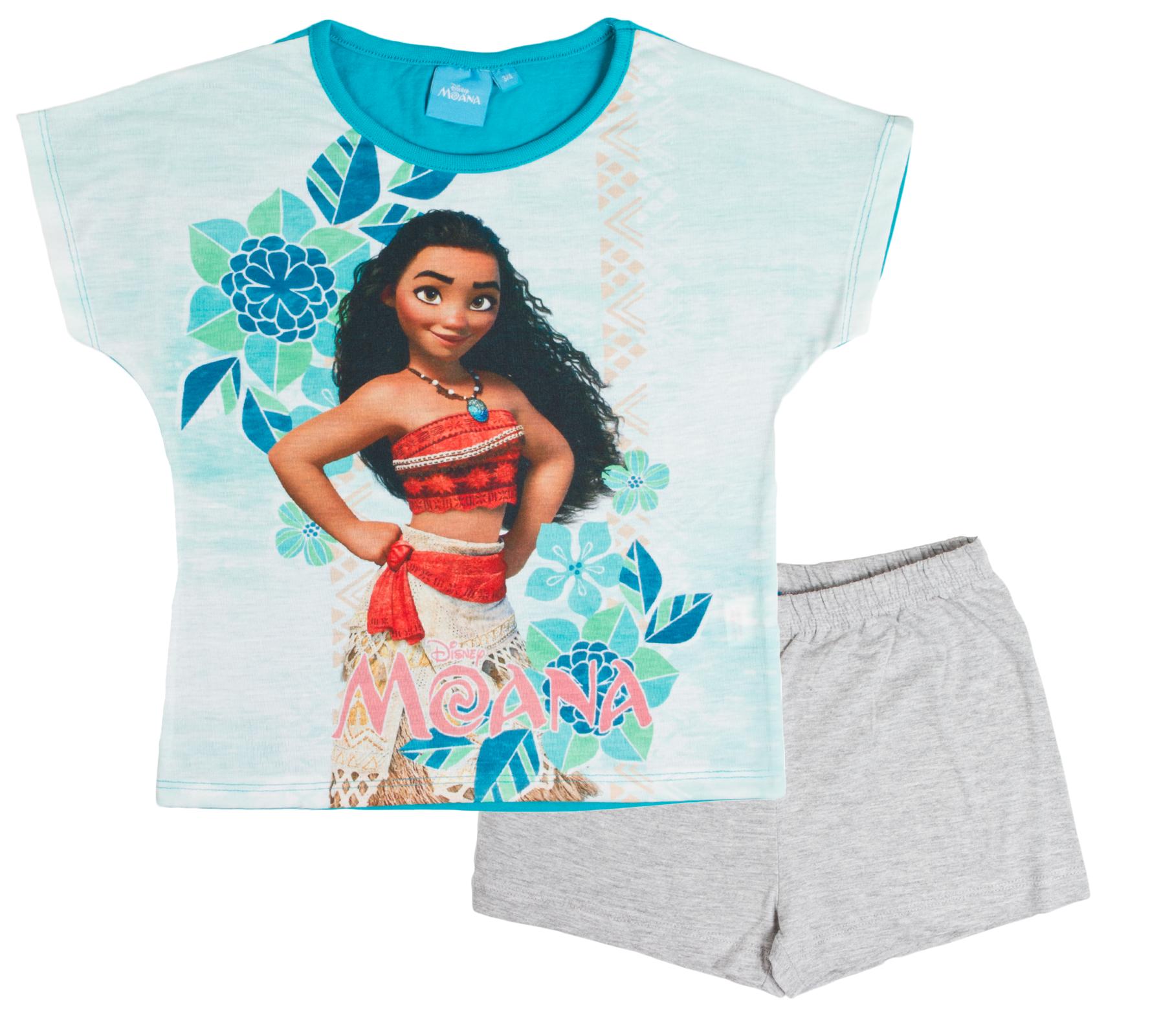 boys girls character pyjamas kids shortie pjs summer top