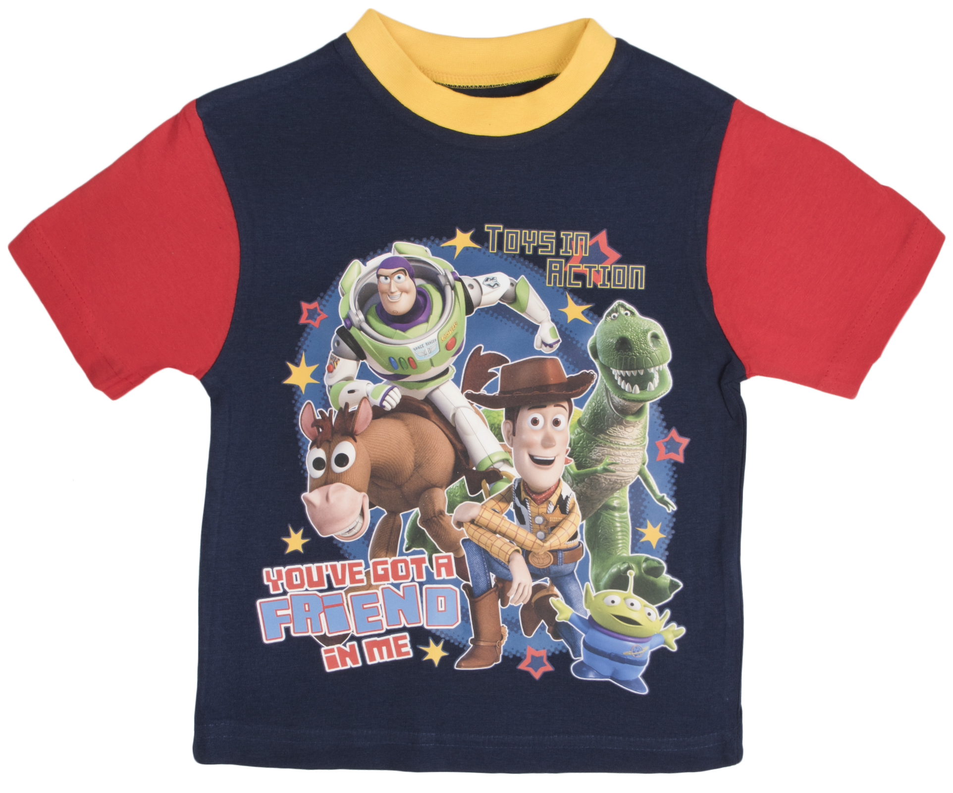 a1bf44ac44 Toy Story Pyjamas Boys Short Pjs Woody Buzz Lightyear Rex Shortie ...