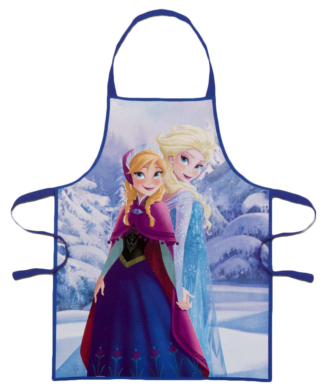 Ragazze disney congelato grembiule cappello da chef set for Cucinare x bambini