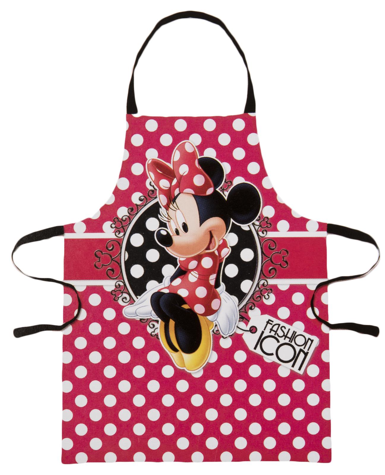Ragazze disney minnie mouse grembiule chef cappello set for Cucinare x bambini