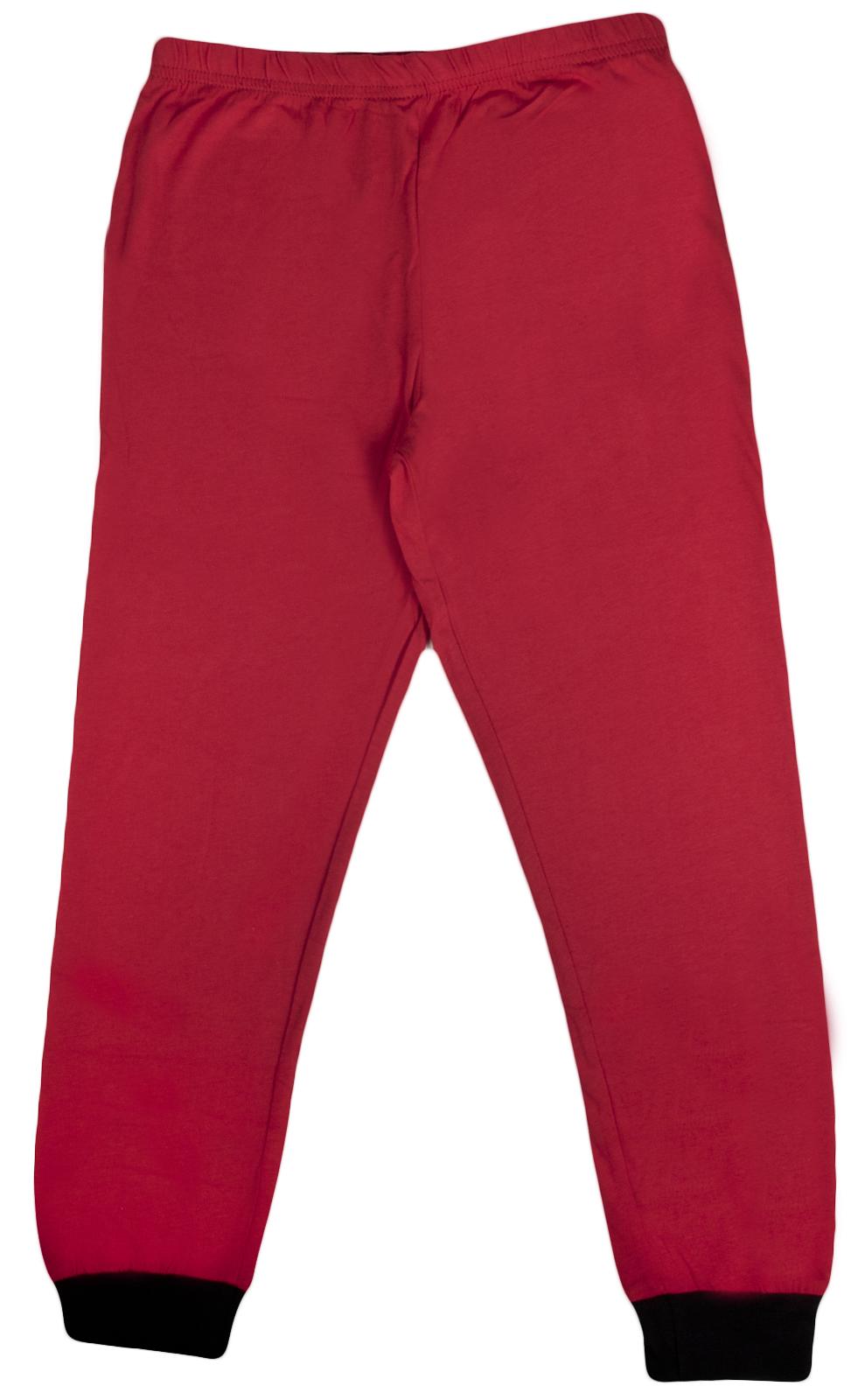 Boys Official Football Pyjamas Full Length Premiership Footie PJs Kids Gift Size