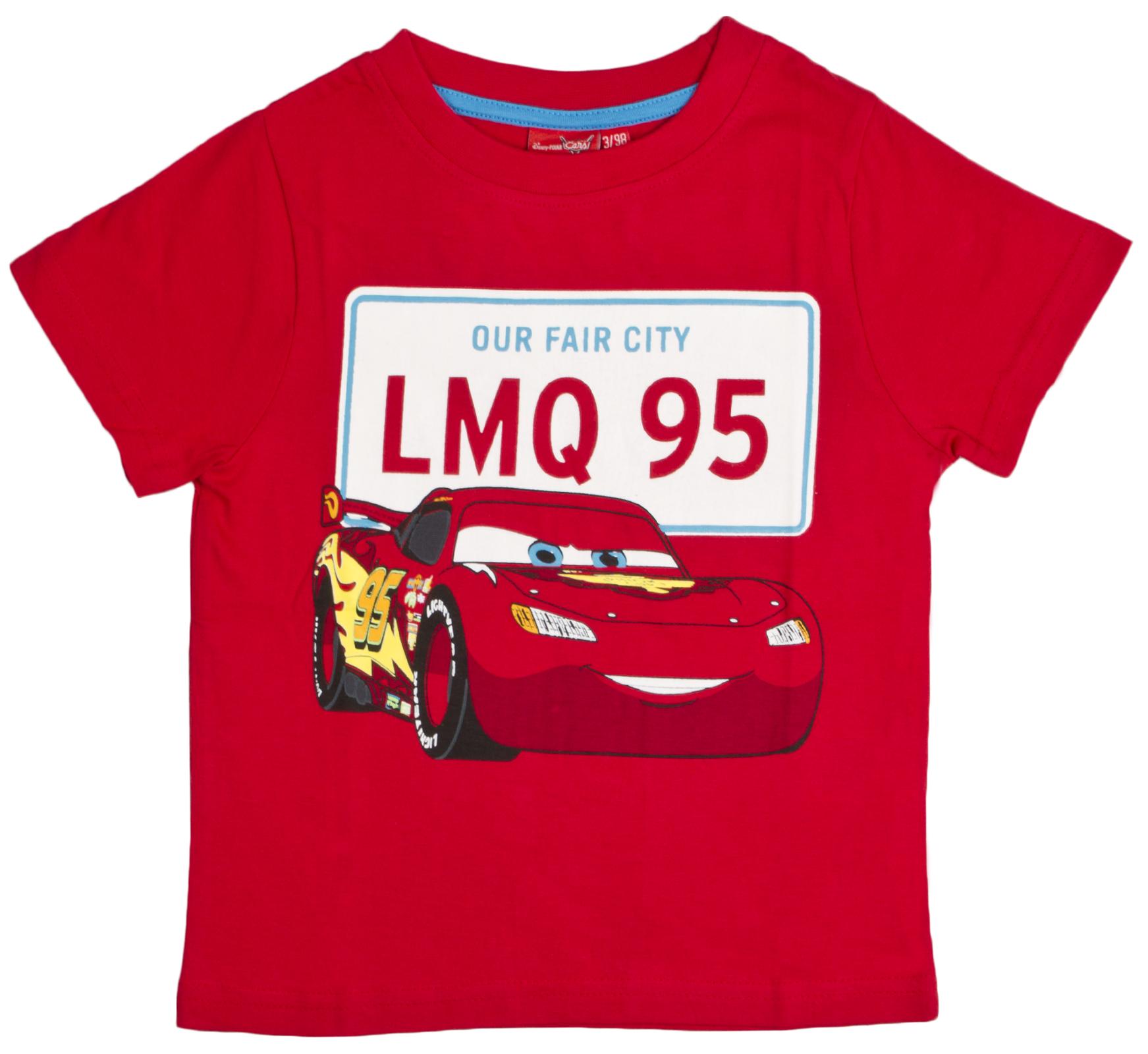 Boys Short Sleeve Disney Character T Shirt Top Various Various Kids Gift Size