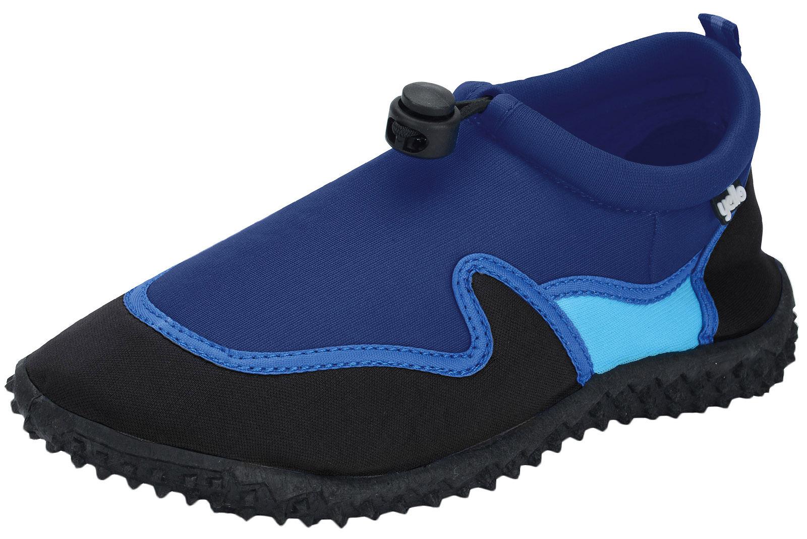 Mens Aqua Socks Beach Swim Surf Scuba Wetsuit Shoes Non Slip Waterproof Sandals