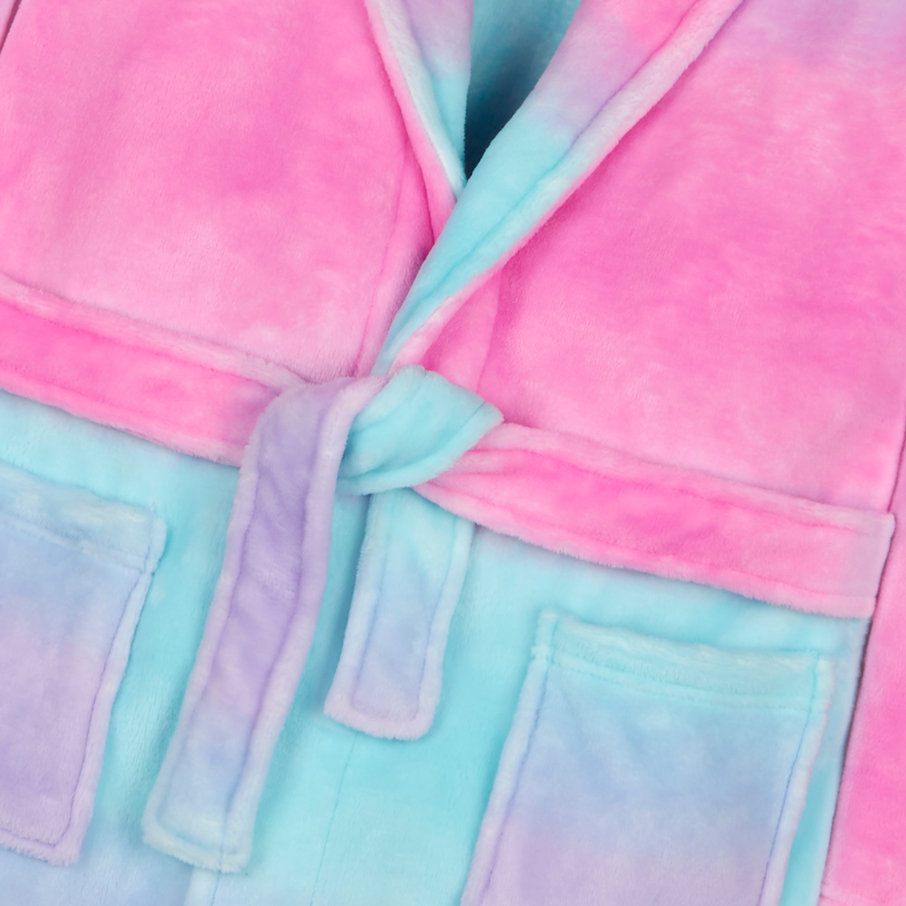 Older Teen Girls Dressing Gown Soft Hooded Bath Robe Novelty Winter Houserobe