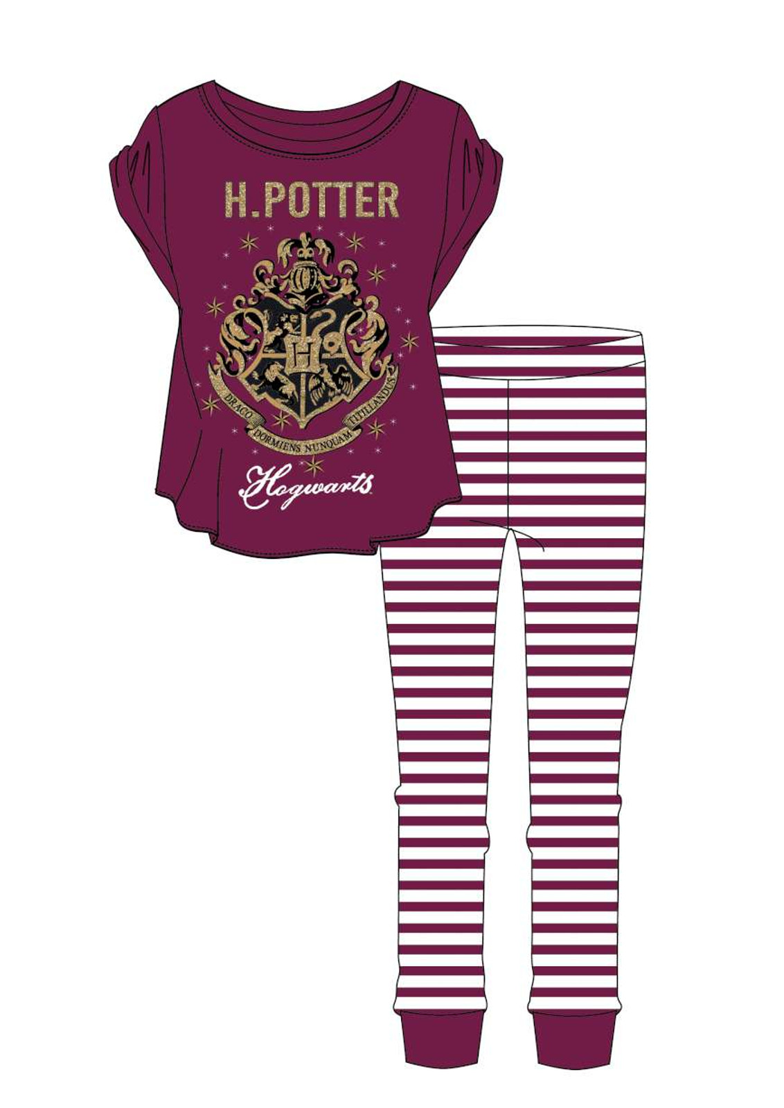 Womens Ladies Character Pyjamas Disney Marvel Pjs Cotton Rich Novelty Gift Size