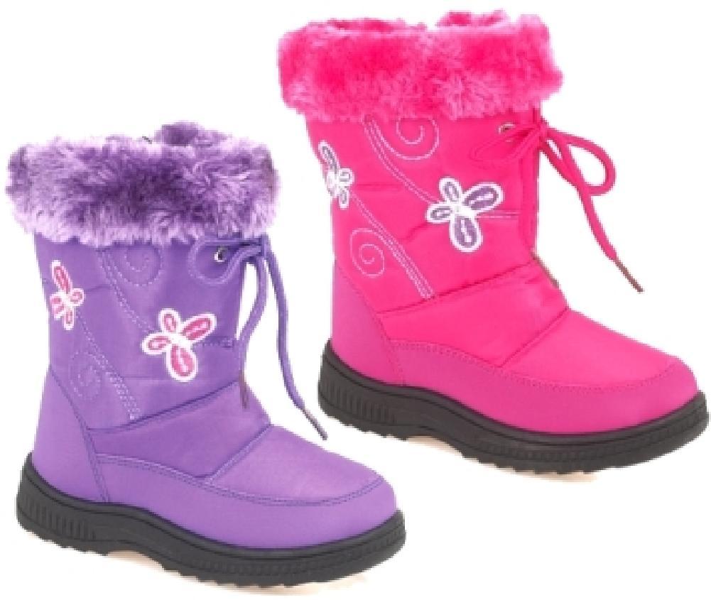 purple fuschia pink moon mucker ski waterproof
