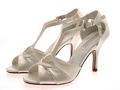 ladies high heel stiletto t bar strappy satin ankle strap