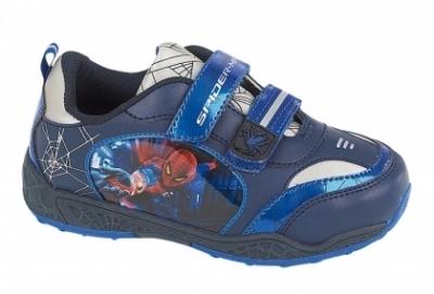 Marvel Spiderman Boys Tennis Shoe