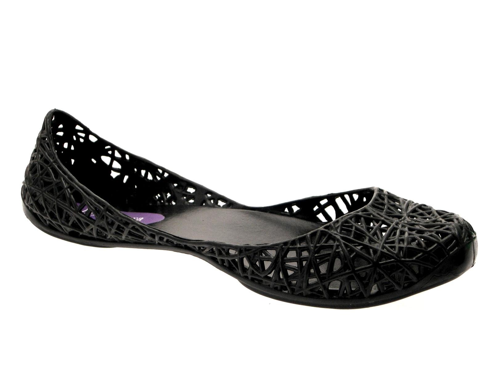 womens jelly flip flops glitter ballet pumps beach flat. Black Bedroom Furniture Sets. Home Design Ideas