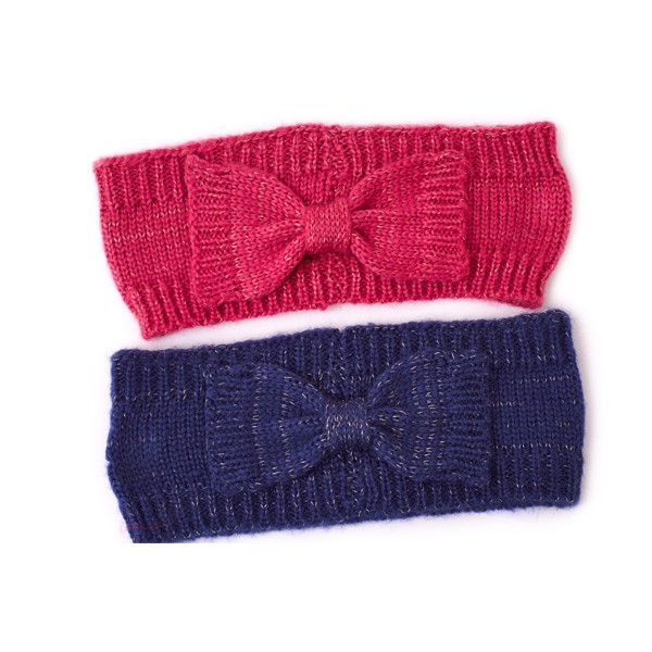 Knitting Pattern Ski Headband : WOMENS GIRLS LADIES WOOL KNITTED WINTER SKI HEADBAND ...