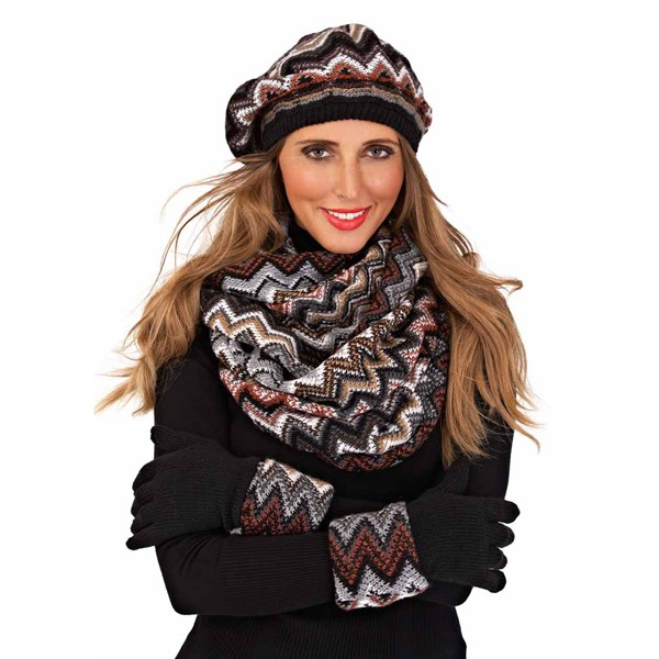 Scarves, Hats, Gloves, and Accessories. Keep your cool when the temperature drops with scarves, hats, gloves and other cold-weather accessories from major design houses such as .