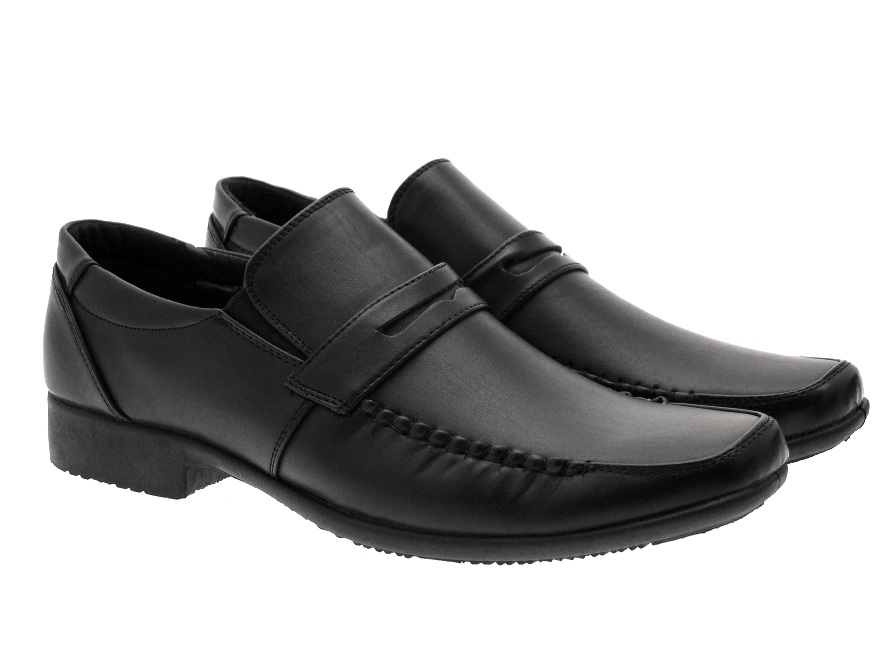 mens moccasin mules loafers formal casual wedding slip on