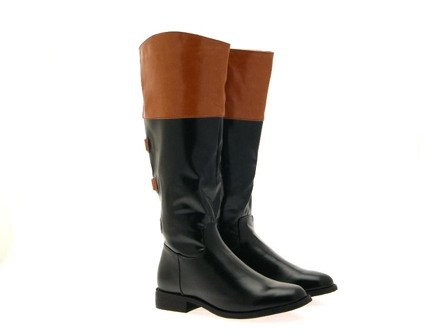 Simple Arizona Dylan TwoTone Womens Riding Boots  ShopStyle